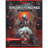 D&D 5.0 Waterdeep Dungeon of the Mad Mage Maps and Miscellany _