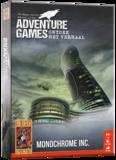 Adventure Games - Monochrome Inc. 999-Games_