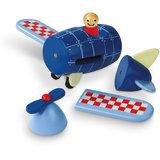 Janod Magneetset - Vliegtuig_