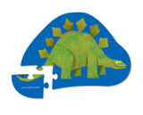 Crocodile Creek Puzzel Stegosaurus_