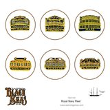 Black Seas Royal Navy Fleet_