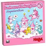 HABA Spel Eenhoorn Flonkerglans Stapelwolken_