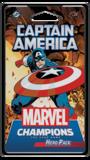 Marvel LCG Captain America Hero_