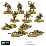 Bolt Action Afrika Korps  Starter army_