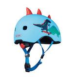 Micro Helm Deluxe Dino 3D Medium_