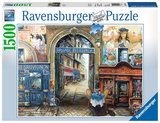 Ravensburger Puzzel Passage in Parijs_
