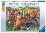 Ravensburger Puzzel Dagje uit in de Natuur_