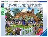 Ravensburger Puzzel Cottage in Engeland_