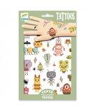 Djeco Tattoos Monsters_