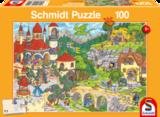 Schmidt Puzzel Een Sprookjesachtig Koninkrijk_