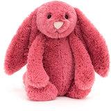 Jellycat Bashful Cerise Bunny Medium_