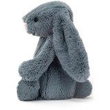 Jellycat Bashful Dusky Blue Bunny Medium_