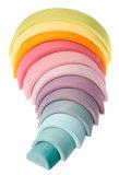 Grimm's Grote Pastel Regenboog 12-delig_