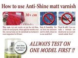 The Army Painter Anti Shine Matt Varnish CP3003_