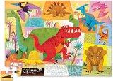 Crocodile Creek Puzzel Dinosaurus_