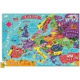 Crocodile Creek Puzzel & Poster Europa_