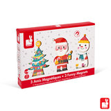 Janod Kerst Magneetpuzzels_