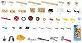 Brio Builder Activity set 210-delig_