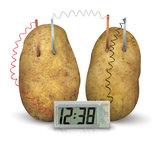 4M Aardappel klok_