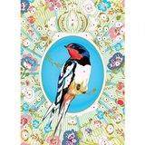Djeco Glitter birds_