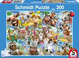 Schmidt Puzzel Dieren Selfies_