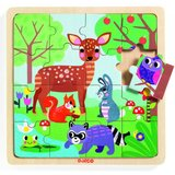 Djeco Puzzle Forest_