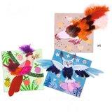 Djeco Fancy feathers_
