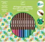Djeco 24 watercolour pencils_