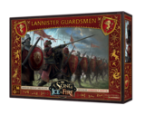 A Song of Ice & Fire Lannister Guards _