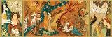 Djeco Gallery Puzzle- Unicorn Garden_