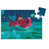 Djeco Silhouette Puzzle - Edmond the Dragon_