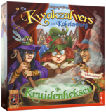 De Kwakzalvers van Kakelenburg: De Kruidenheksen 999 Games_