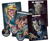 1 Nacht Weerwolven & Waaghalzen: Vampiers White Goblin Games_