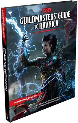 D&D 5.0 Guildmasters' Guide to Ravnica