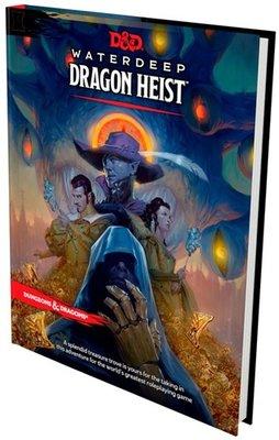 D&D 5.0 - WATERDEEP DRAGON HEIST