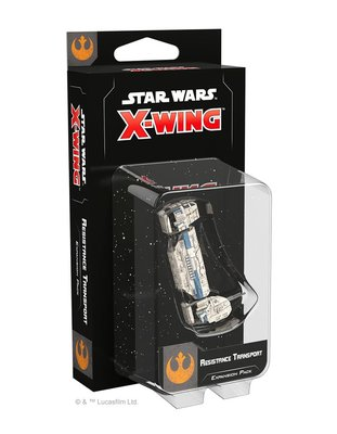Star Wars X-wing 2.0 Resistance Transport