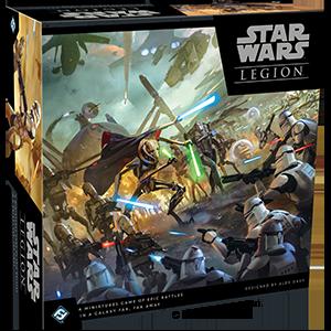 (Pre-order) Star Wars Legion: Clone Wars Cor Set