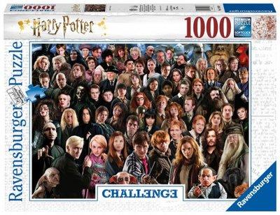 Ravensburger Harry Potter Puzzel 1000 stuks