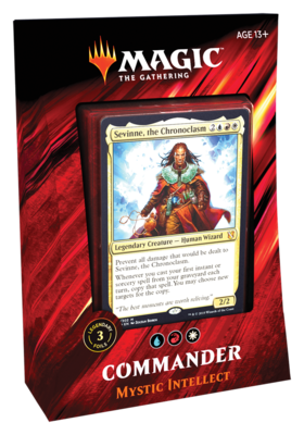 MTG Commander 2019 Mystic Intellect