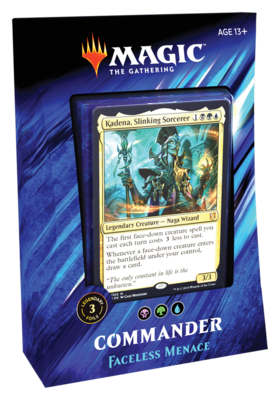 MTG Commander 2019 Faceless Menace