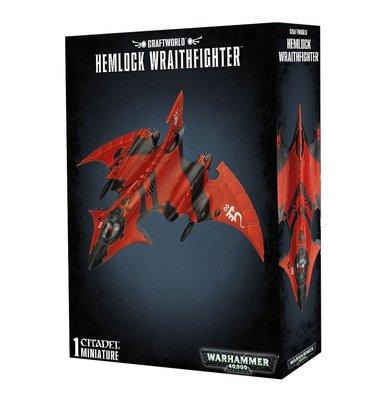 Warhammer 40K Hemlock Wraithfighter