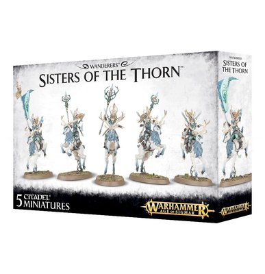 Age of Sigmar Sisters of the Thorn
