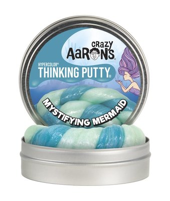 Crazy Aarons Thinking Putty Mystifying Mermaids