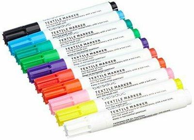 Beleduc textielviltstiften