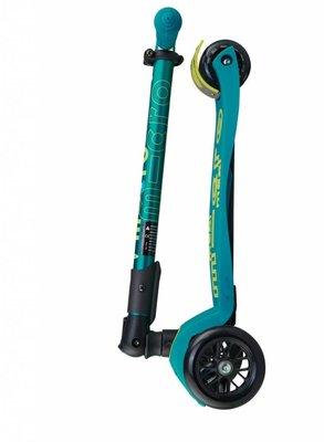 Micro Step Maxi Deluxe Inklapbaar Petrol Green