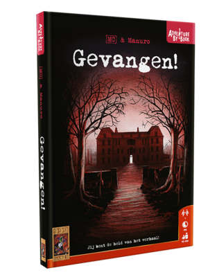 Adventure by Book: Gevangen! 999-Games