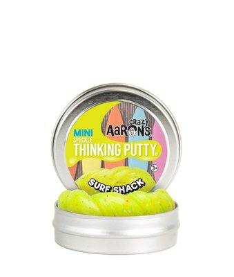 Crazy Aaron's Thinking Putty Surf Shack Mini