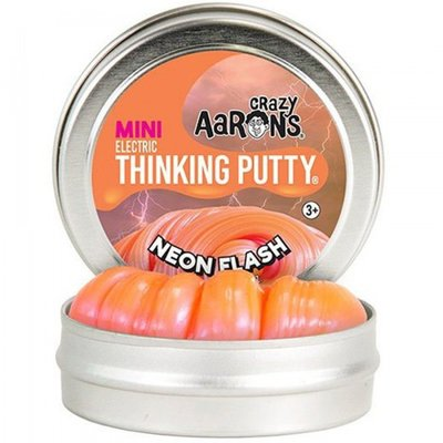 Crazy Aaron's Thinking Putty Neon Flash Mini