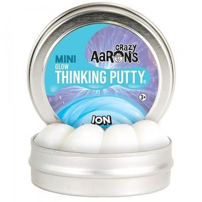 Crazy Aaron's Thinking Putty Glow Ion Mini