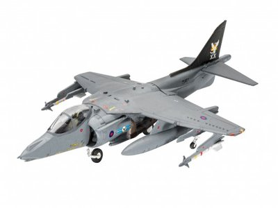 Revell Model Set Bae Harrier Gr. 7